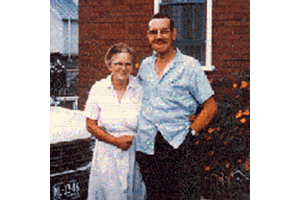 Bert and Miriam Tieman