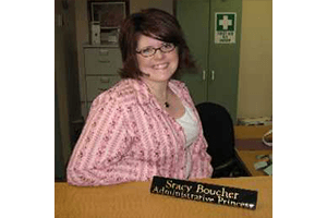 Stacy Boucher